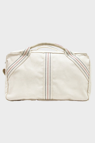 engineered garments workaday Overnighter Bag - Natural Canvas