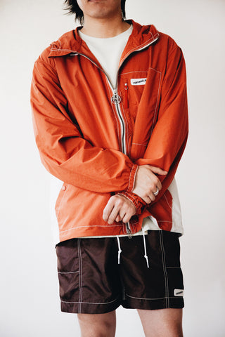 nanamica Nanamican Cruiser Jacket - Orange