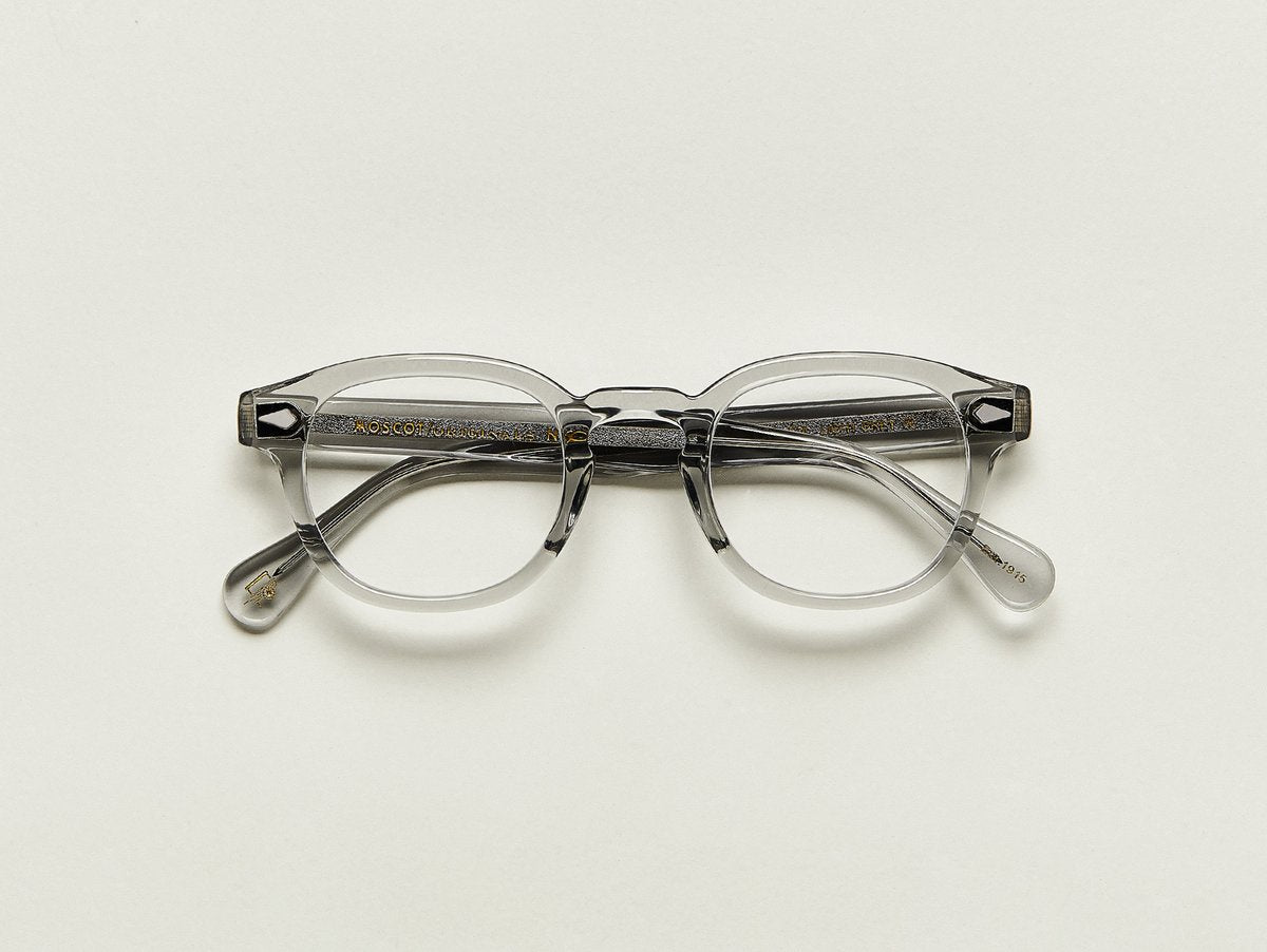Moscot - Lemtosh - Light Grey Optical - Canoe Club