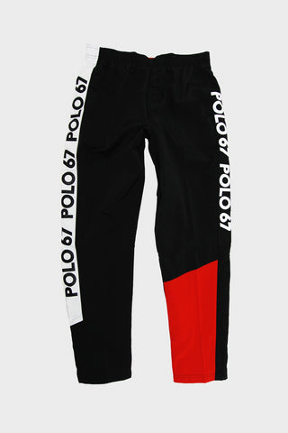 Performance Pant Nylon - Polo Black