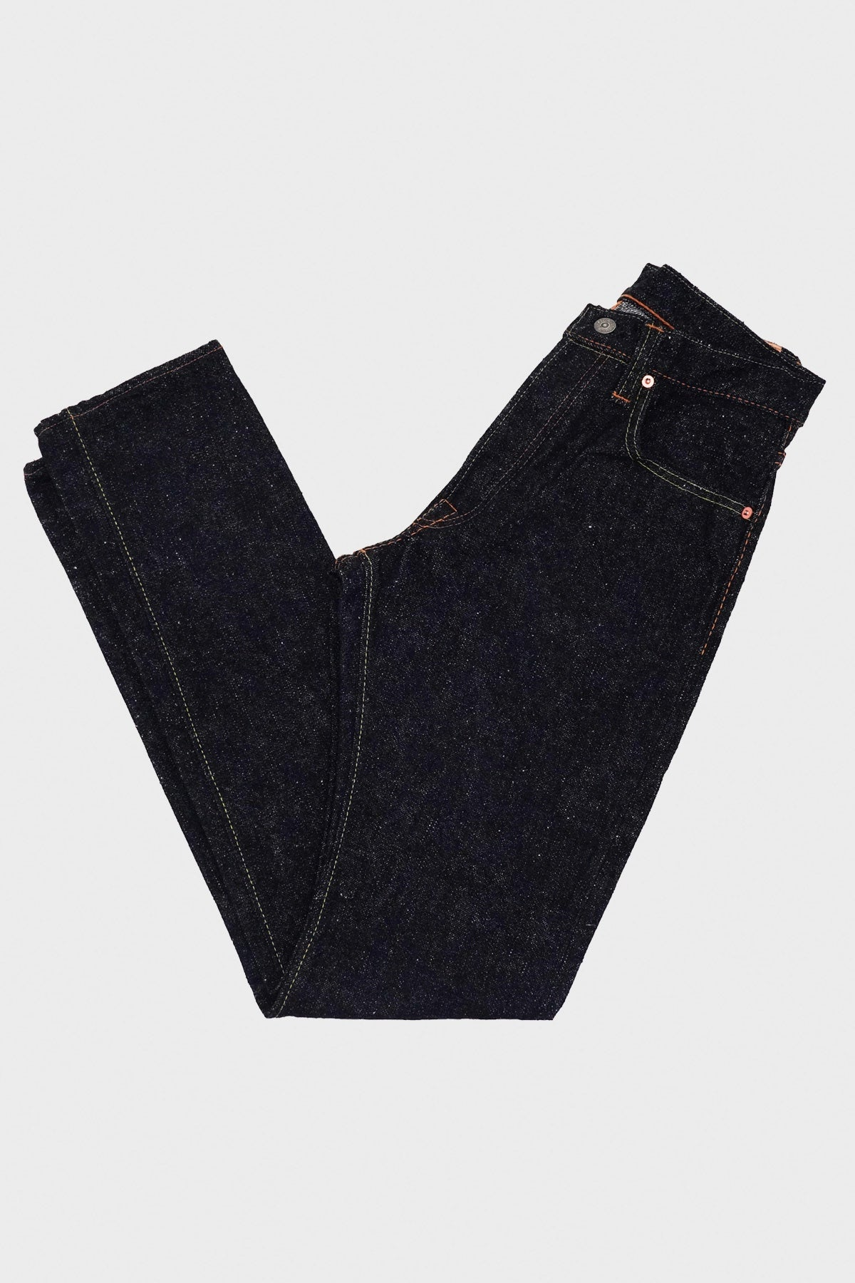 Pure Blue Japan - Relaxed Tapered - Super Rough Denim - Canoe Club