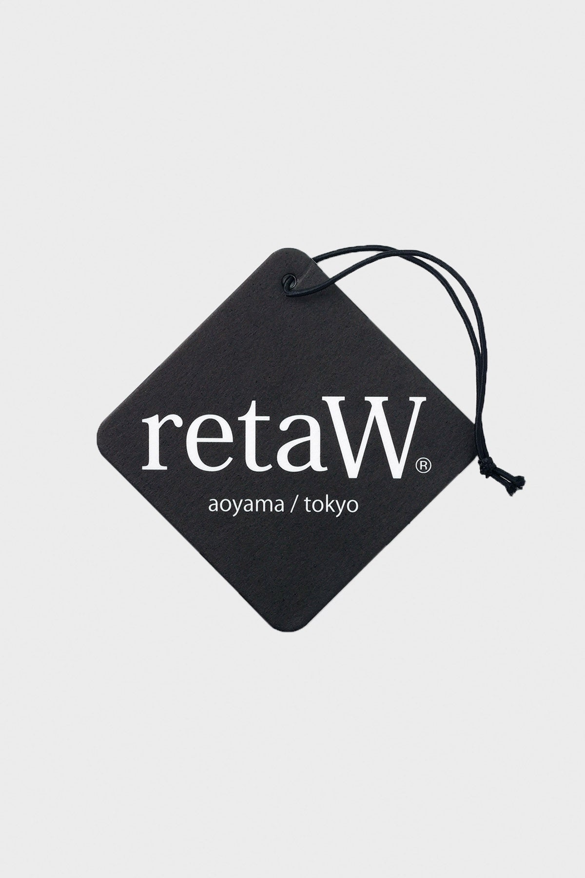 retaW - Fragrance Car Tag - Allen - Canoe Club