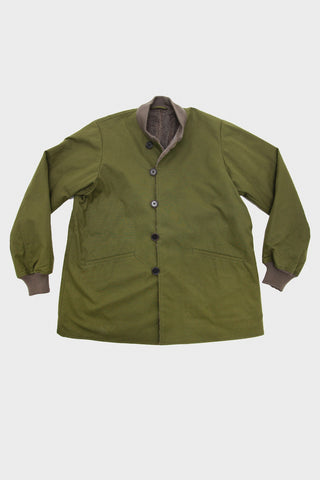 Canvas M43 Lining Jacket - Khaki Green