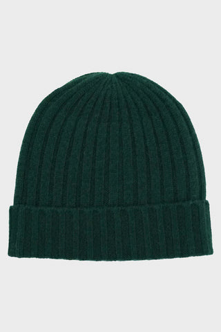 hartford Beanie - Bottle Green