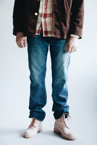 "full count clothing japan 1108 ""Real Killer 2"" - Washed Denim"
