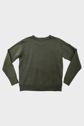 44 Fleece - Midnight Green