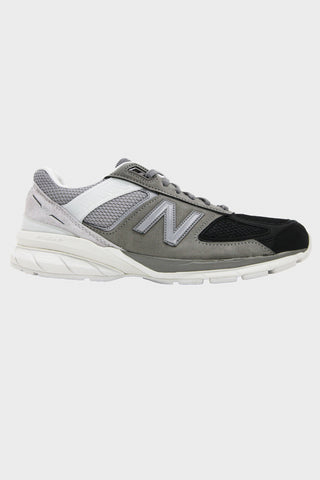 new balance Made in US 990v5 shoes - Black/Marblehead