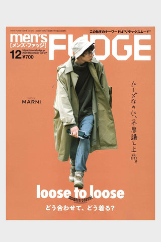 Men's FUDGE magazine - Vol. 127