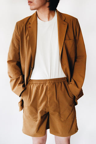 nanamica Club Jacket - Ocher