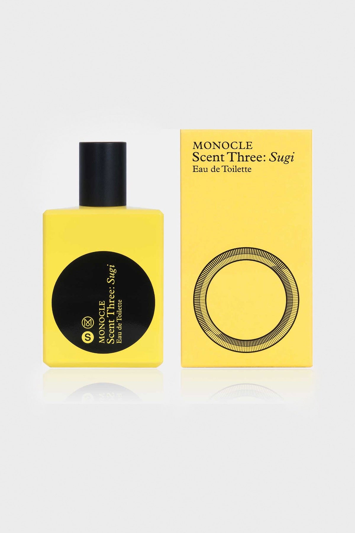 Comme des Garçons PARFUMS - Monocle Scent Three Sugi Eau de Toilette - 50ml Natural Spray - Canoe Club