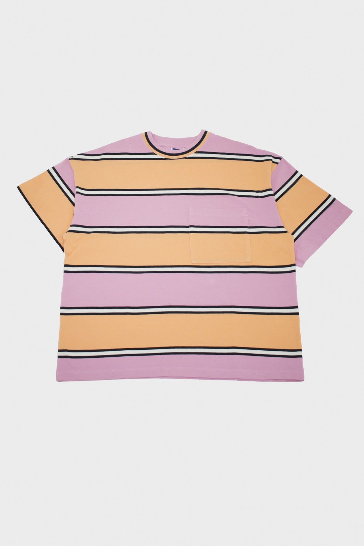 Levi's Vintage Clothing - 80s Wide Tee Allsorts - Orange Pink - Canoe Club