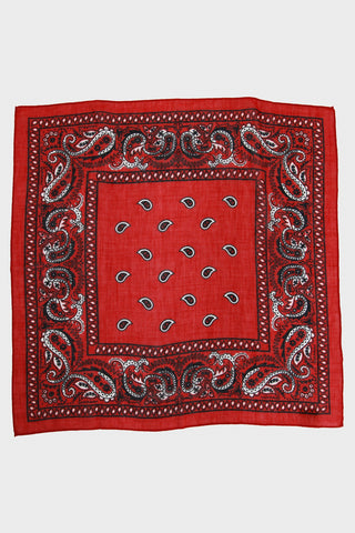 Bandana No. 1 - Crimson