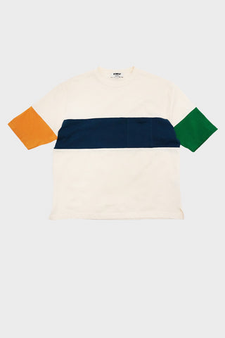 you must create ymc Zappa Tee - Multi