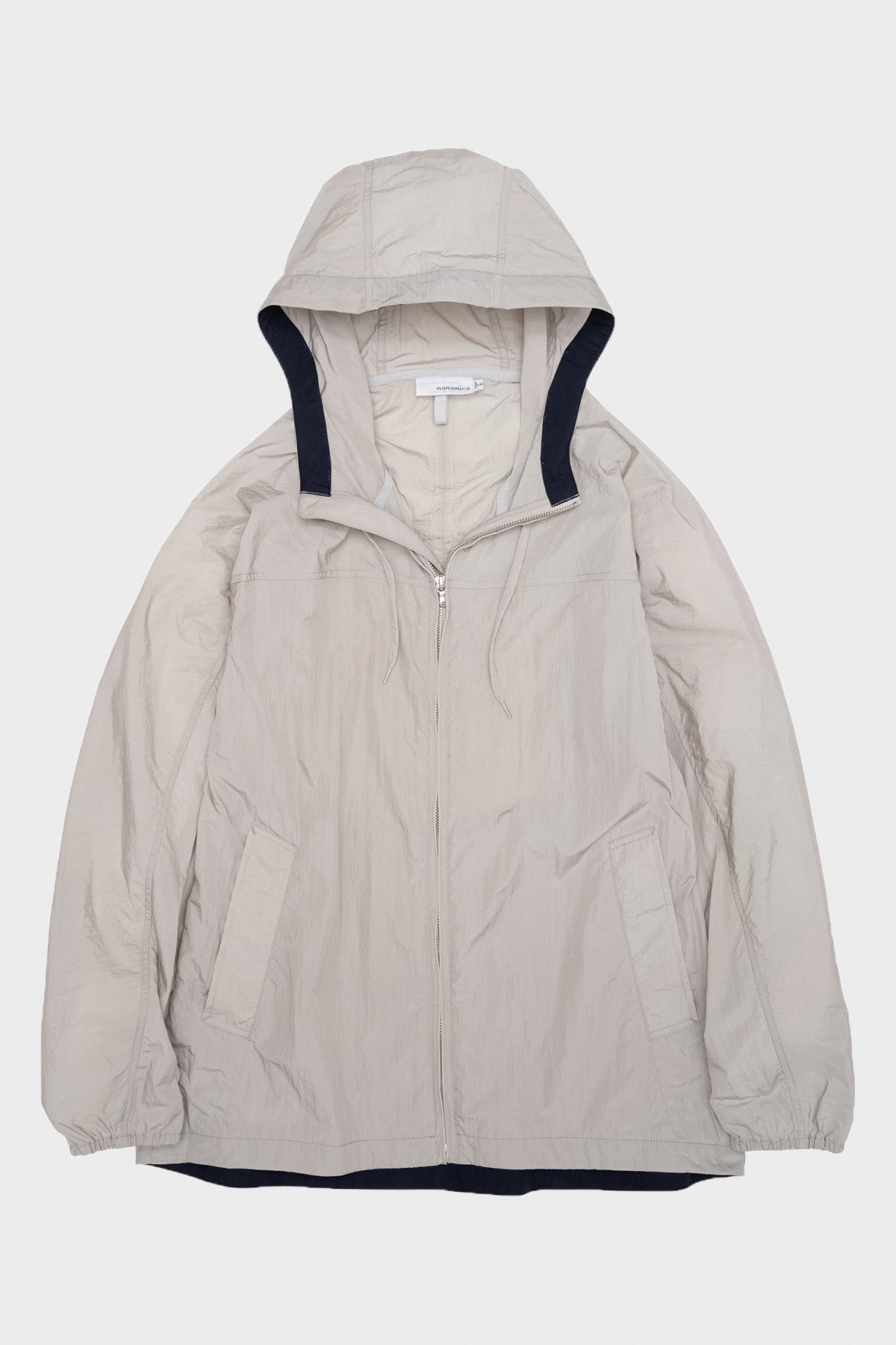 nanamica - Cruiser Jacket - Light Grey - Canoe Club