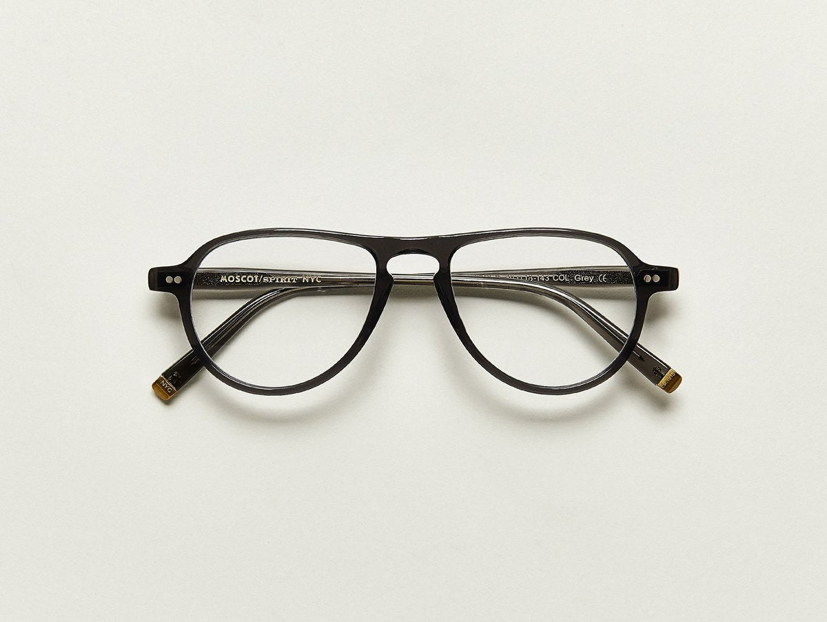 Moscot - Jasper - Grey Optical - Canoe Club