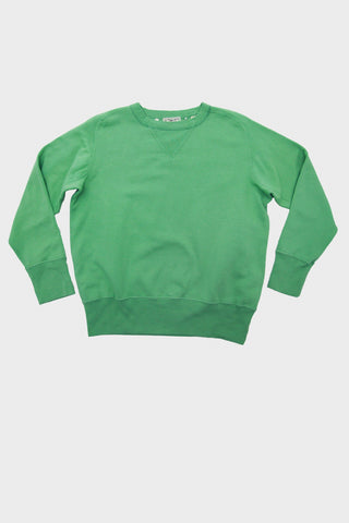 levis vintage clothing lvc Bay Meadows Sweatshirt - Mint Green