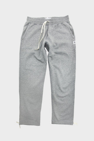 Mid Weight Terry Classic Sweatpant - Heather Grey