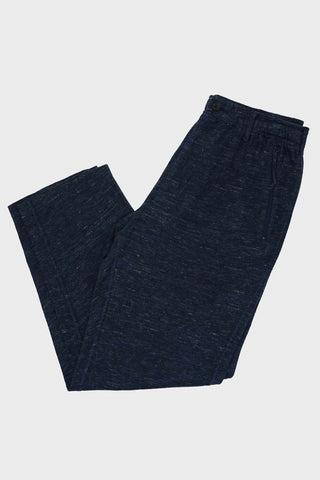 engineered garments Leisure Pant - Navy CL Sweater Knit