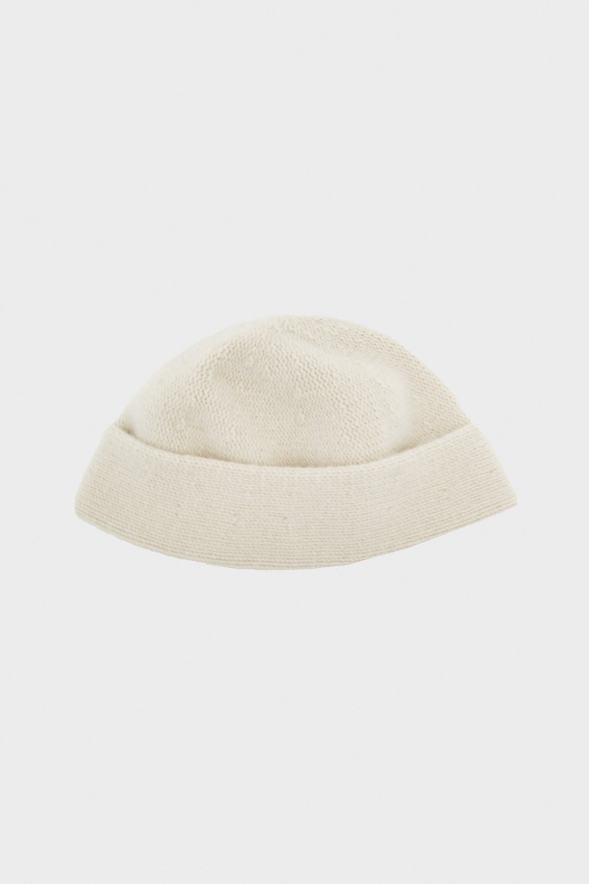 Cableami - Cashmere Beanie - Ivory - Canoe Club