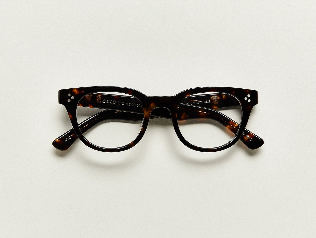Moscot - Vilda - Tortoise Optical - Canoe Club