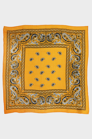 Bandana No. 1 - Goldenrod