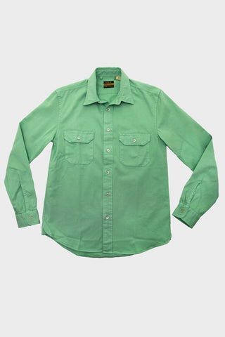 levis vintage clothing lvc Tab Twills Shirt - Meadows