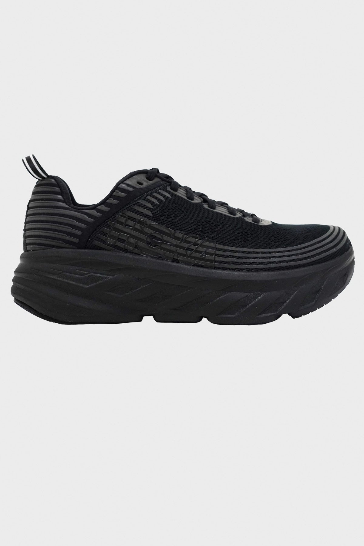 hoka one one Bondi 6 shoes - Black
