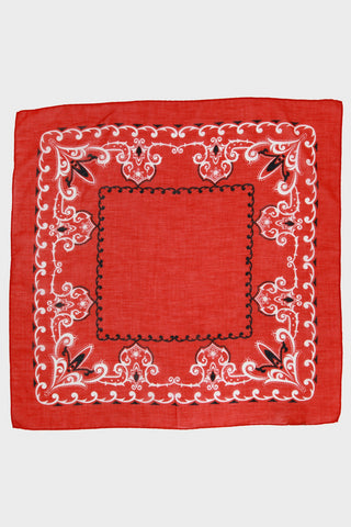 Bandana No. 3 - Poppy