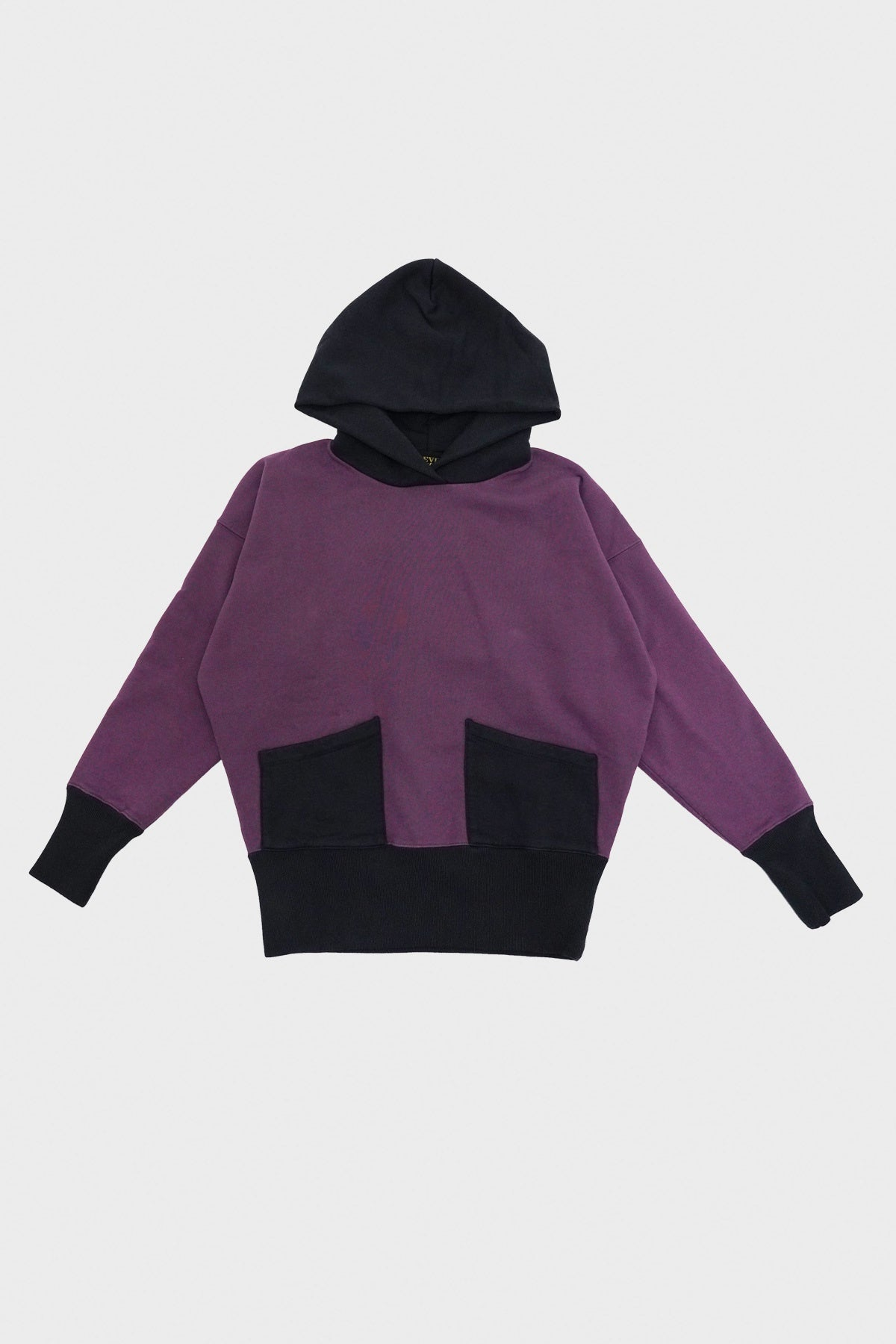 Levi's Vintage Clothing - 1950's Hoodie - Purple Black - Canoe Club