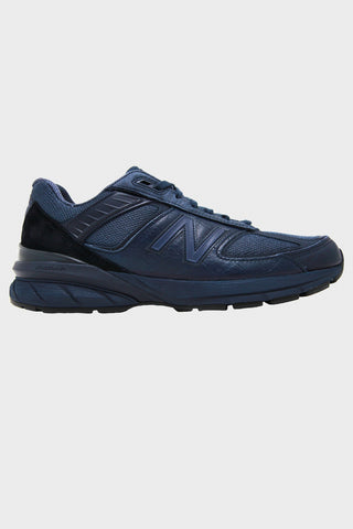 New Balance and Engineered Garments M990 EGN5 shoes - Navy