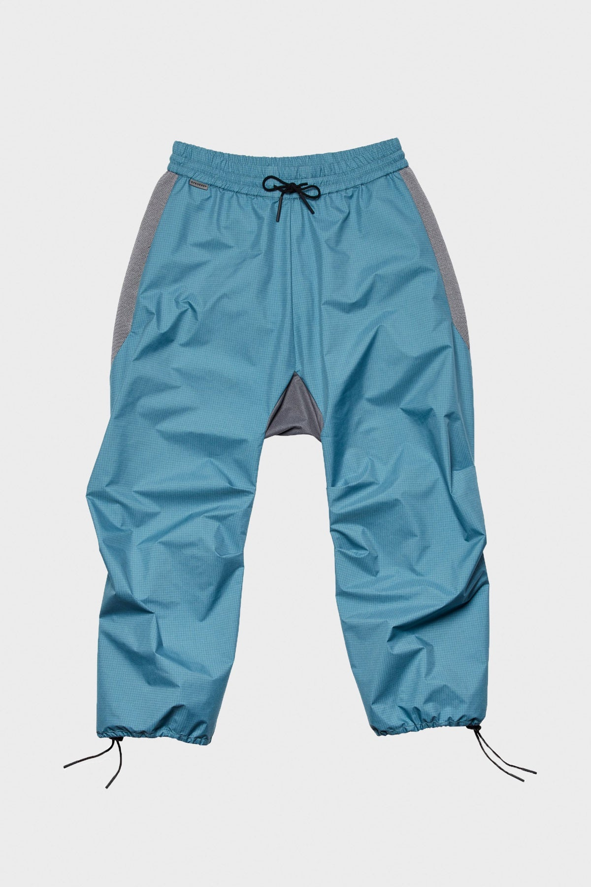 BYBORRE - Weight Map Field Cropped Pants - MultiColor - Canoe Club