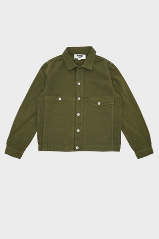 you must create (ymc) Pinkley Jacket - Olive