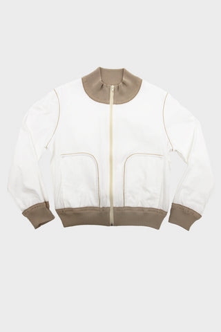 Old Hands clothing japan Nep Jacket - White