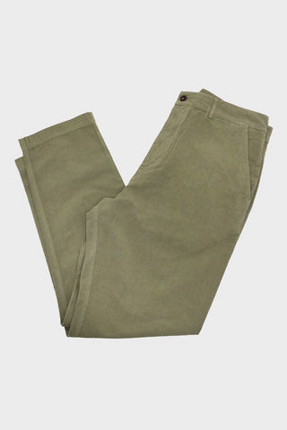 universal works Aston Pant - Light Olive