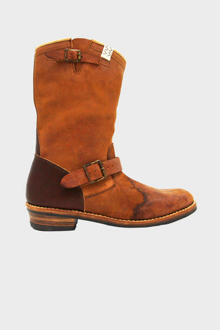 visvim T.W.O. Boots Folk - Brown
