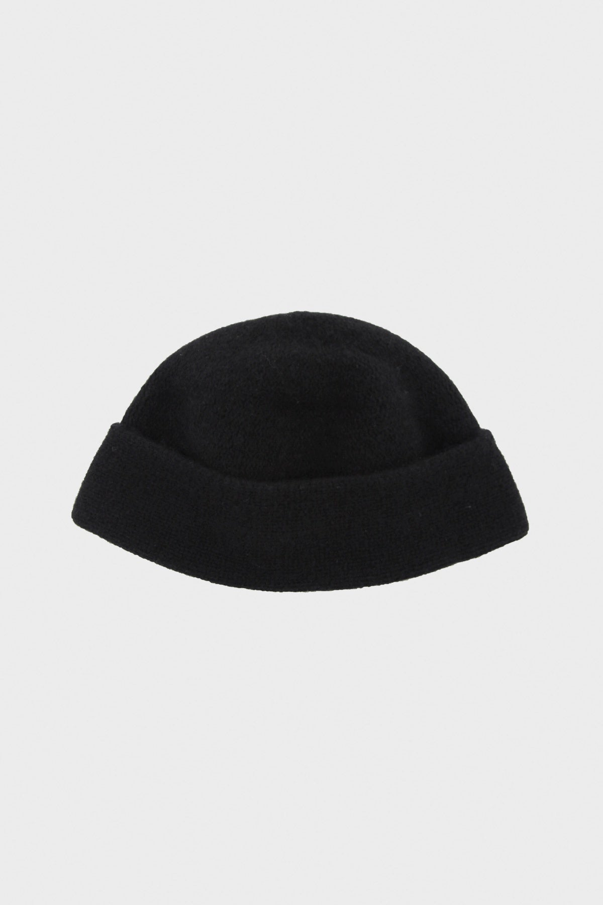 Cableami - Cashmere Beanie - Black - Canoe Club