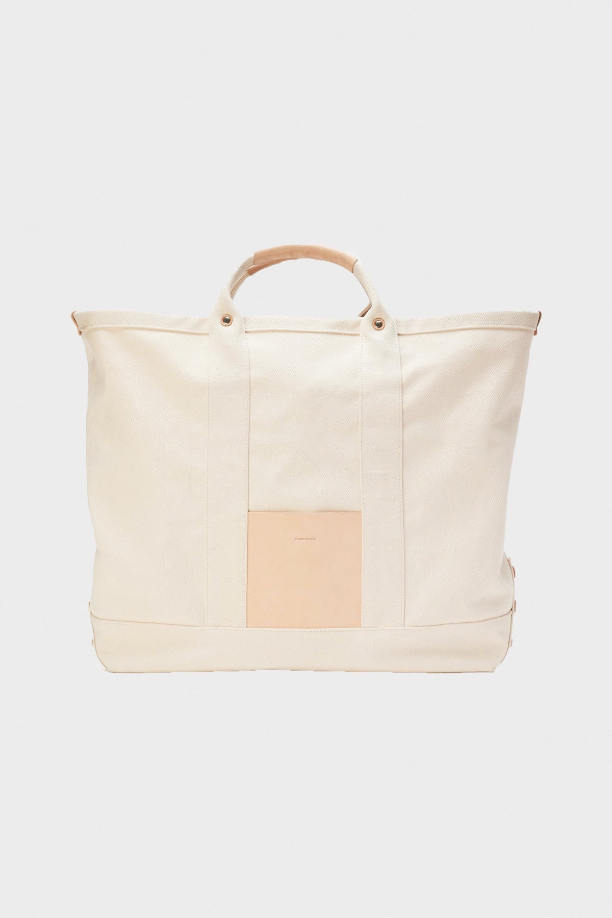 hender scheme Campus Bag Small - Natural
