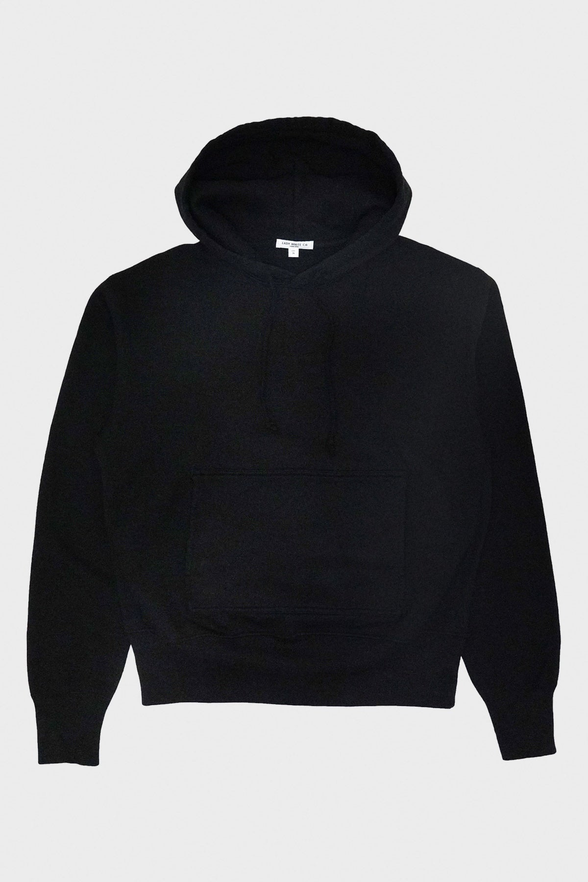 Lady White Co. - Hoodie - Black - Canoe Club