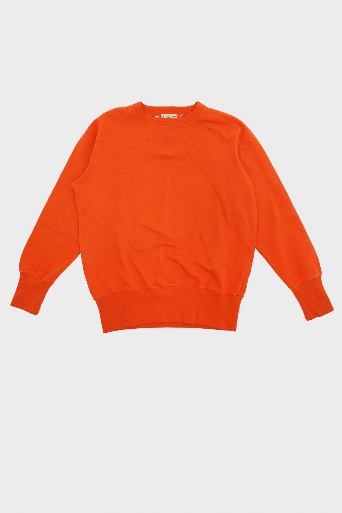 Levi's Vintage Clothing - Bay Meadows Sweatshirt - Russet Orange - Canoe Club