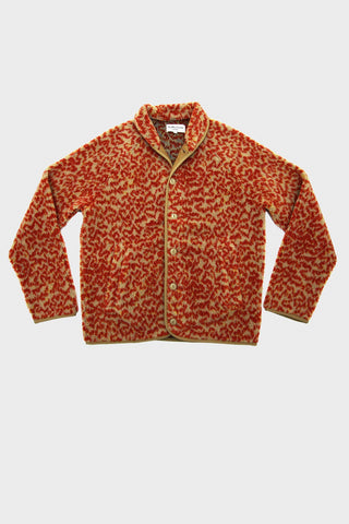 Beach Jacket - Leopard