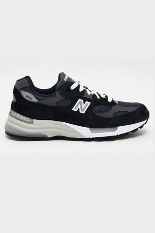 new balance M992 shoes - Grey/Grey