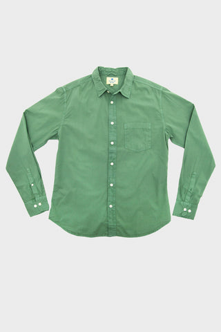 Corridor clothing nyc Long Sleeve Woven - Summer Olive