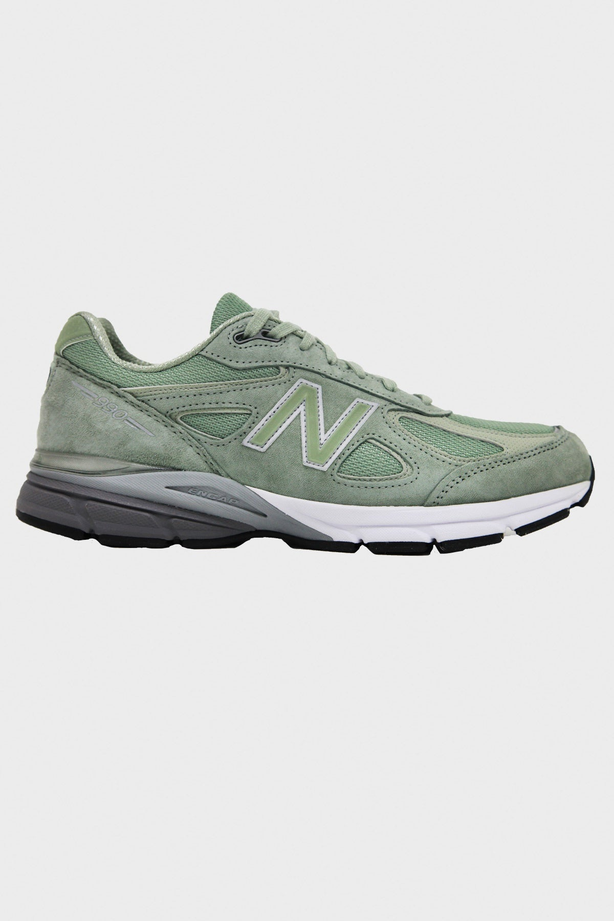 New Balance - 990v4 - Silver Mint - Canoe Club
