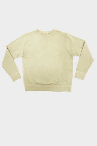 lady white co. 44 Fleece sweatshirt - Beige
