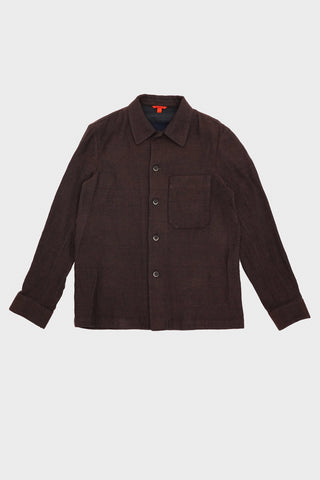 barena Cedrone Overshirt - Brown