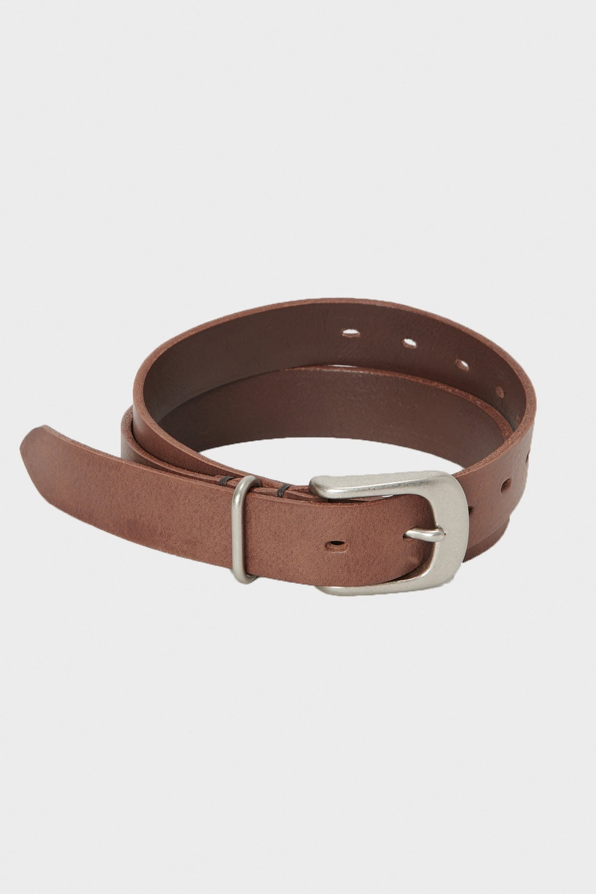 Hender Scheme - Shrink Shoulder Belt - Dark Brown/AS - Canoe Club