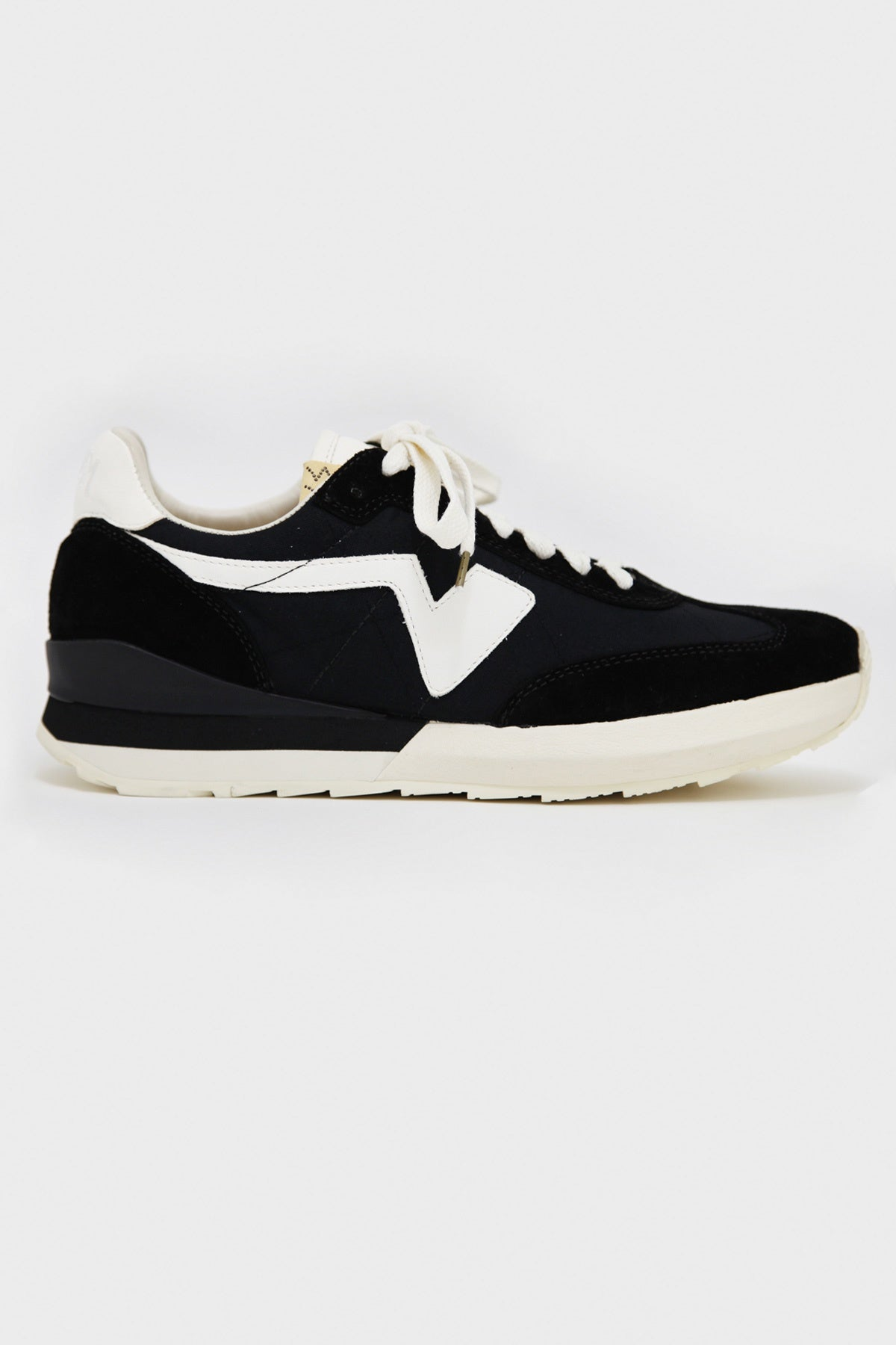 Visvim - FKT Runner - Black - Canoe Club