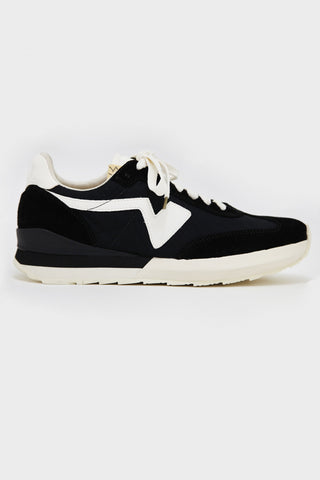visvim FKT Runner shoes - Black
