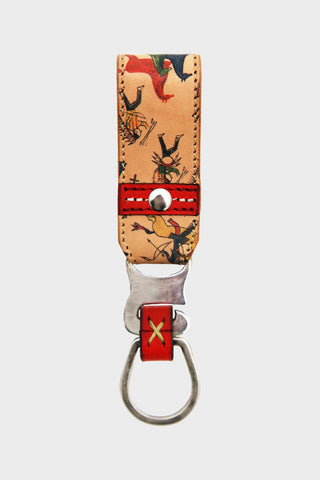 Key Holder Tipi Art