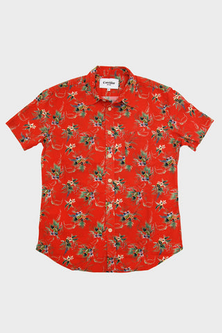 corridor clothing nyc Tart Ruby Hawaiian Shirt